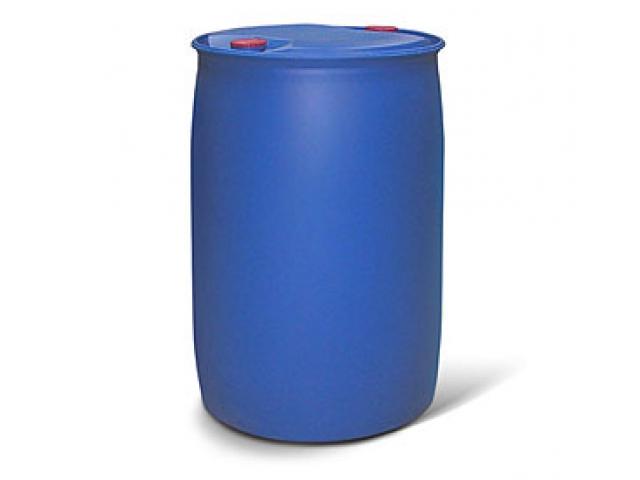 Plastic barrel 227 liters